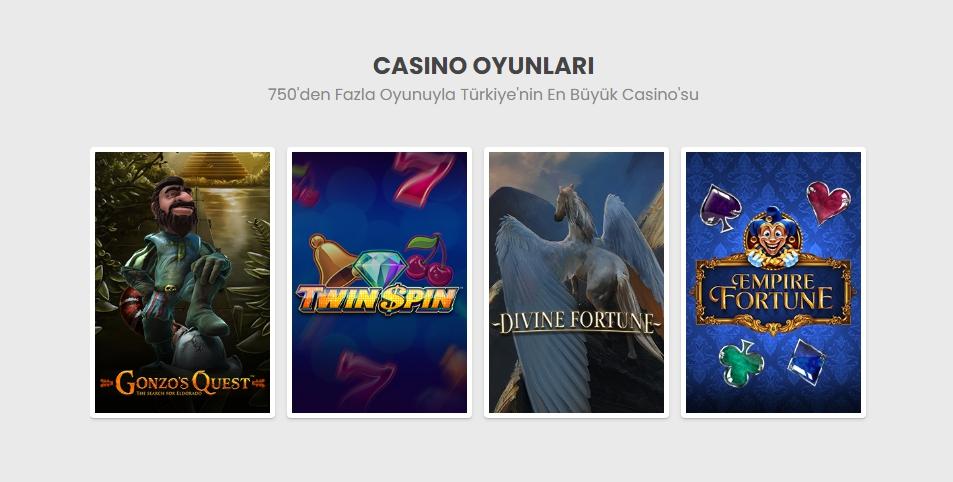Bets10 Casino İndir